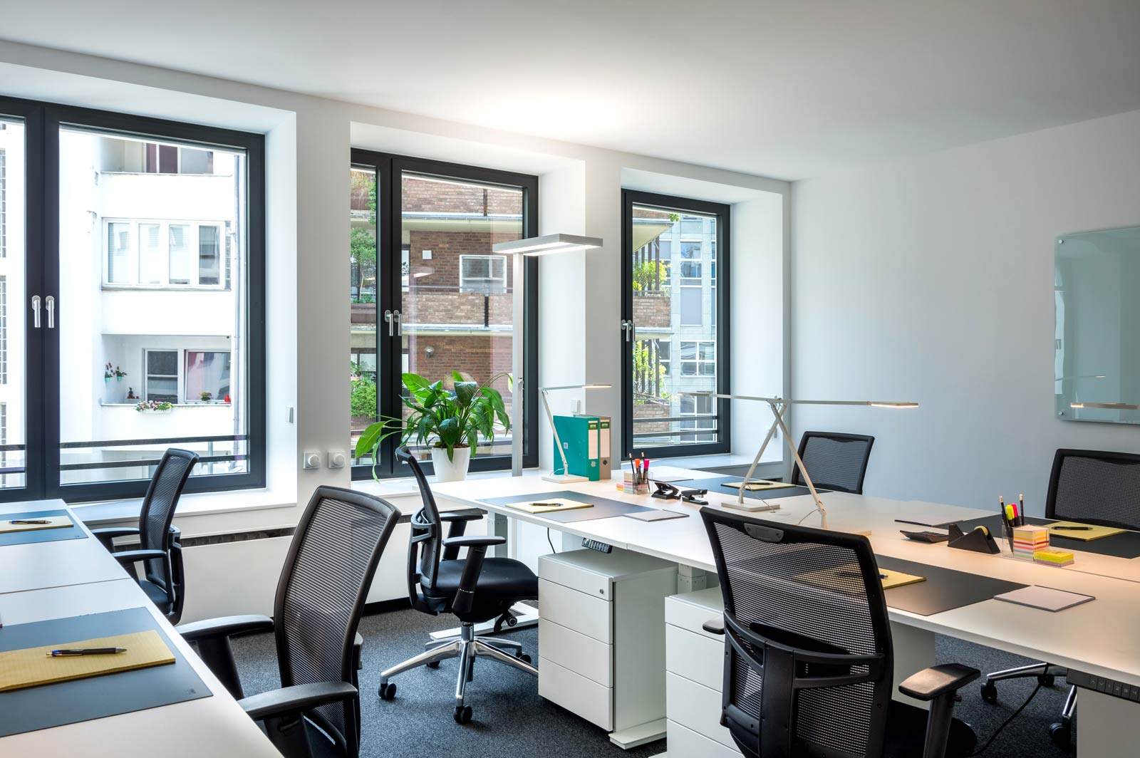 Duesseldorf Berliner Allee Team Office