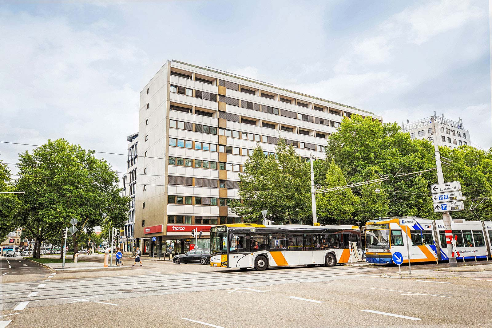 Mannheim Business Center