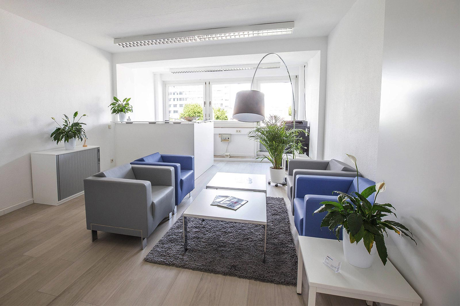 Mannheim Offices Lounge