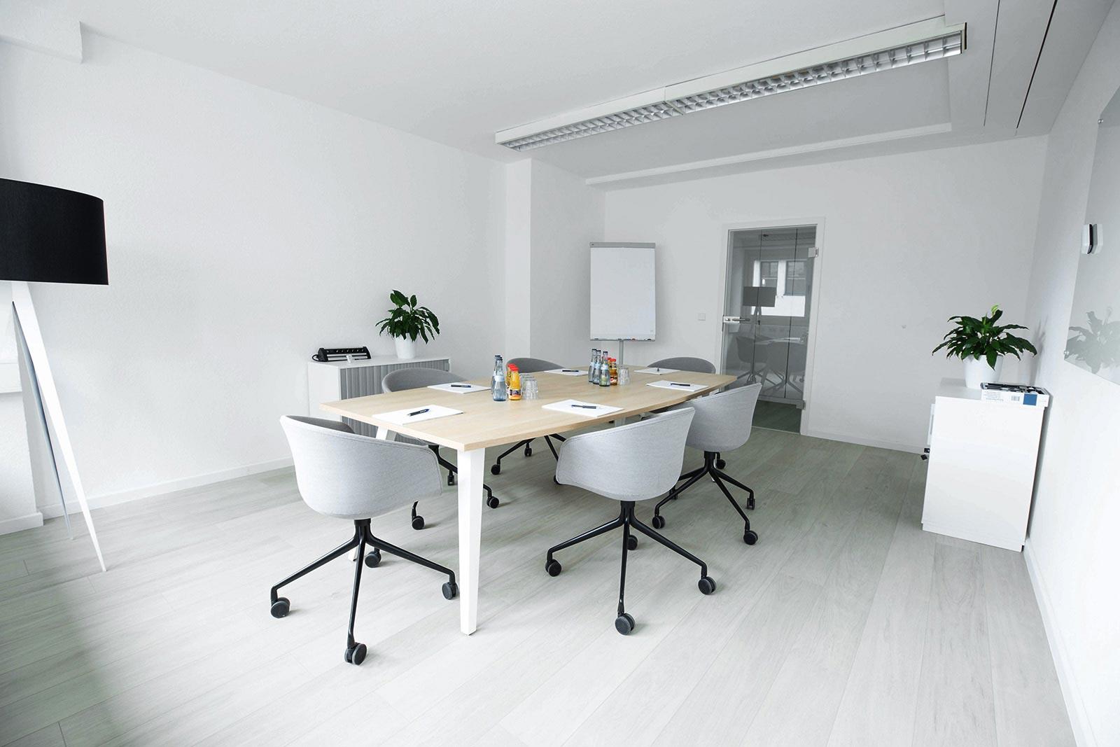 Mannheim Offices Konferenzraum