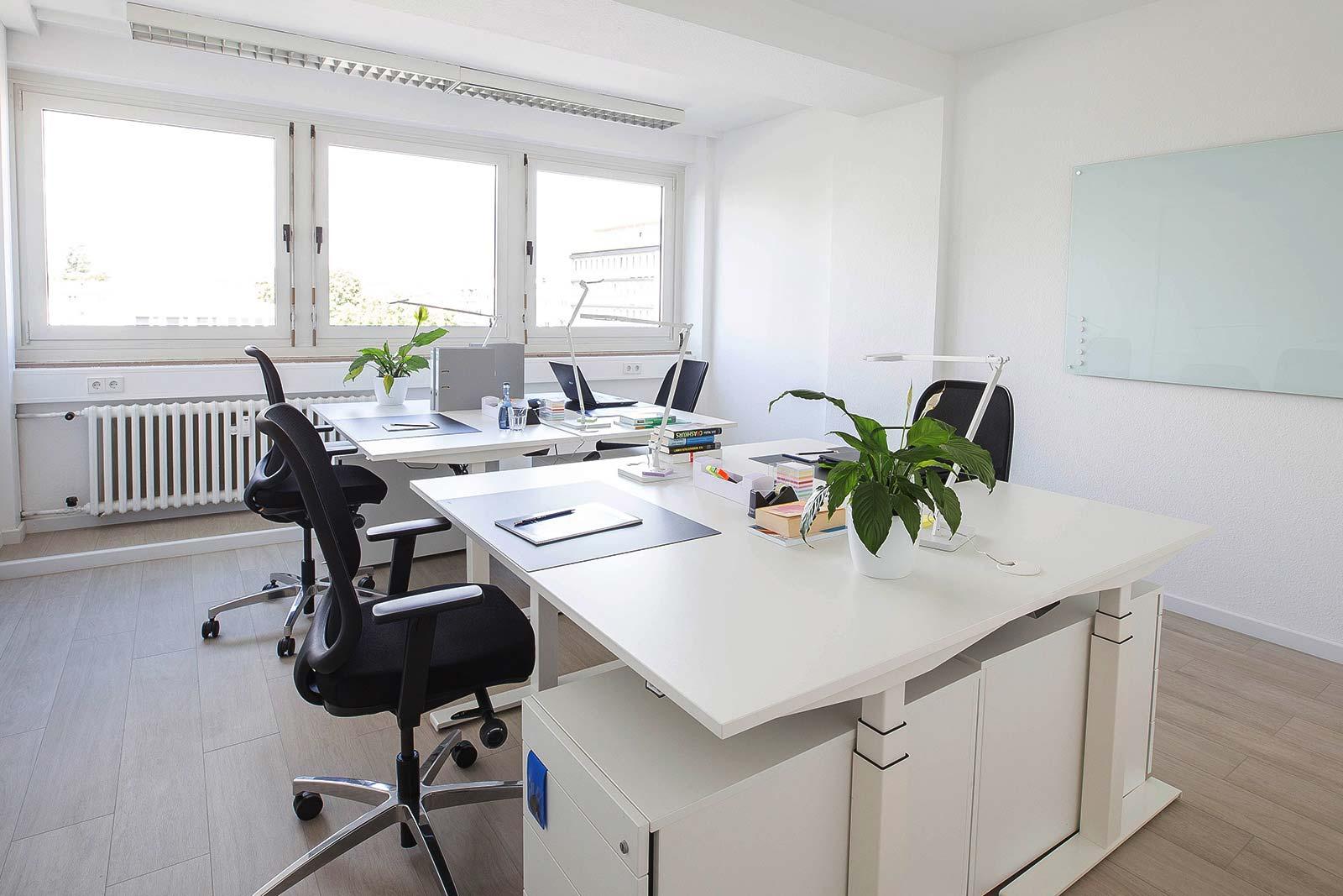 Mannheim Offices Büros
