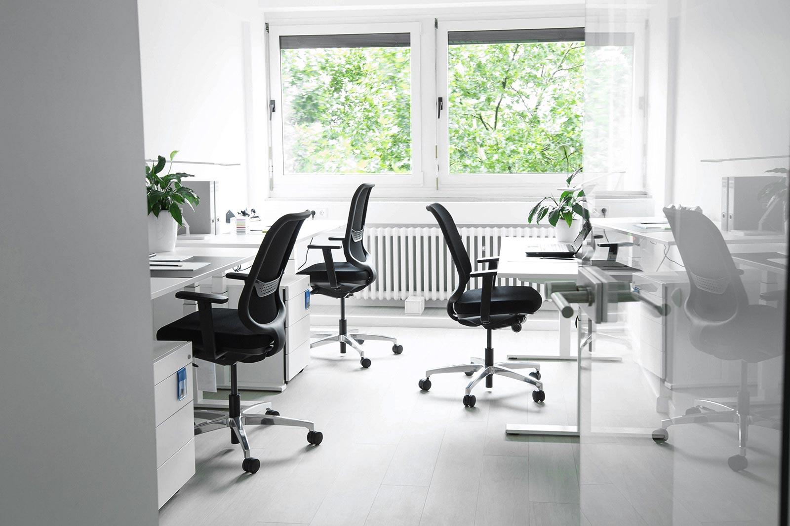 Mannheim Offices Büro