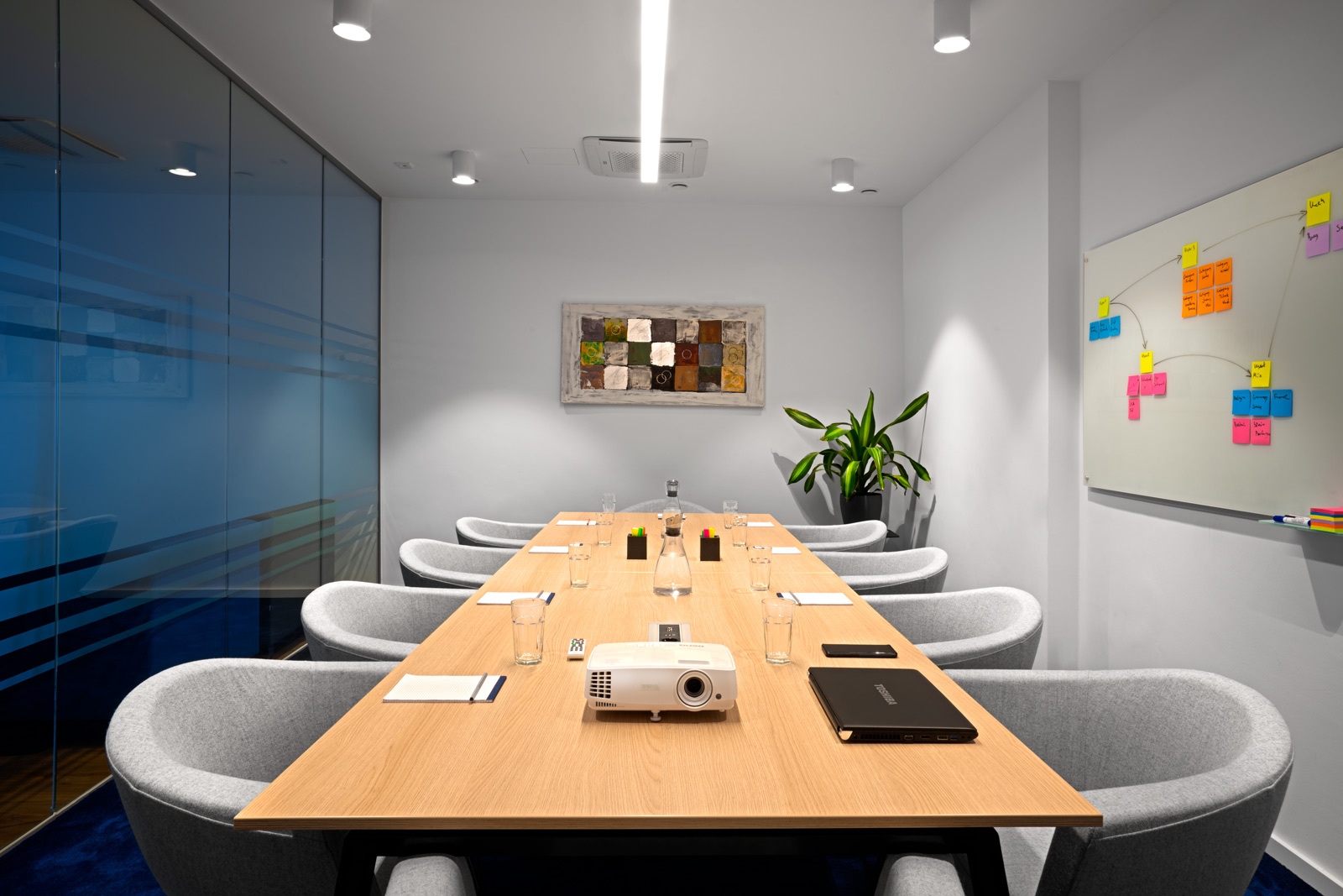 WorkRepublic Meetingraum