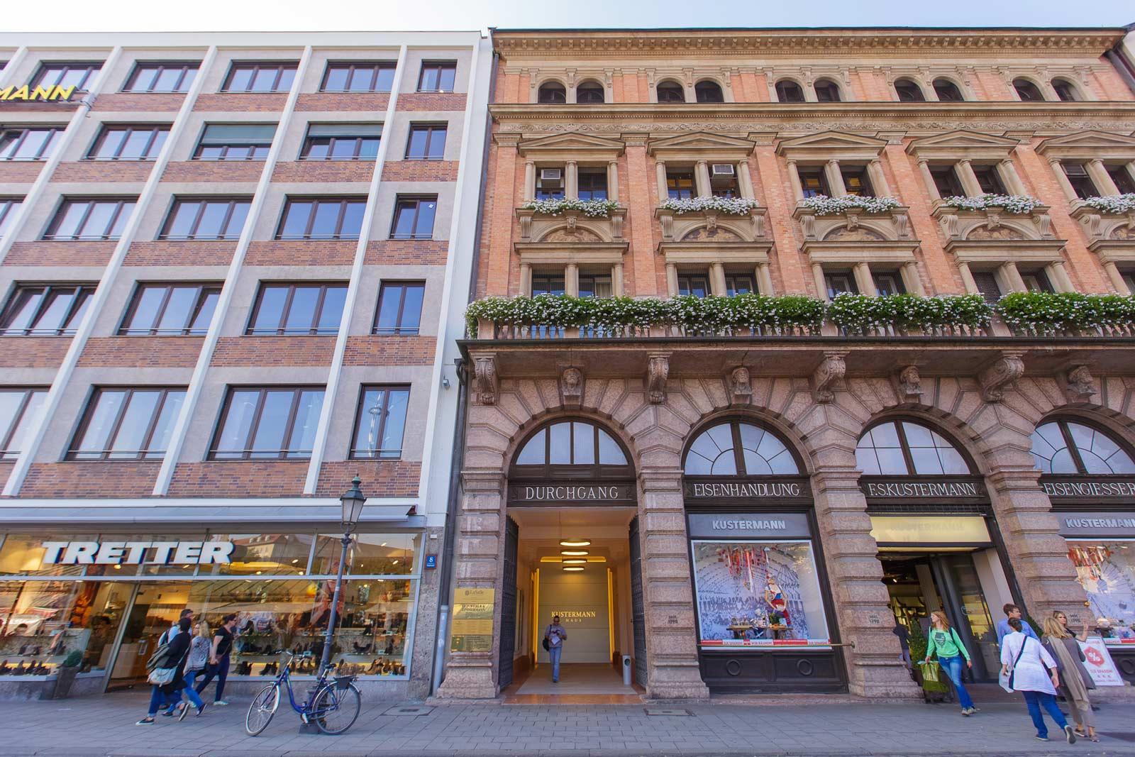 München Viktualienmarkt Business Center