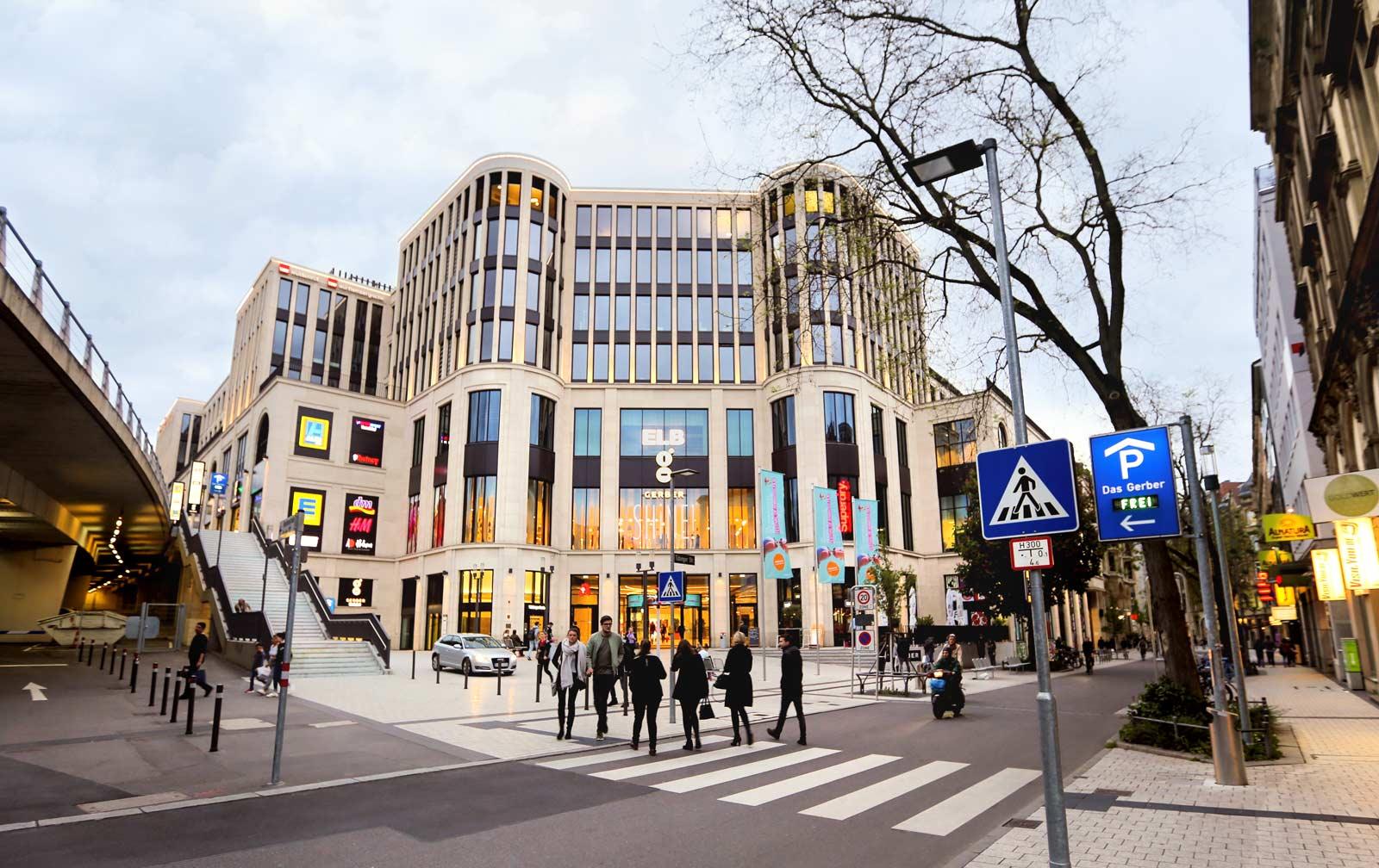 Stuttgart Gerber Business Center
