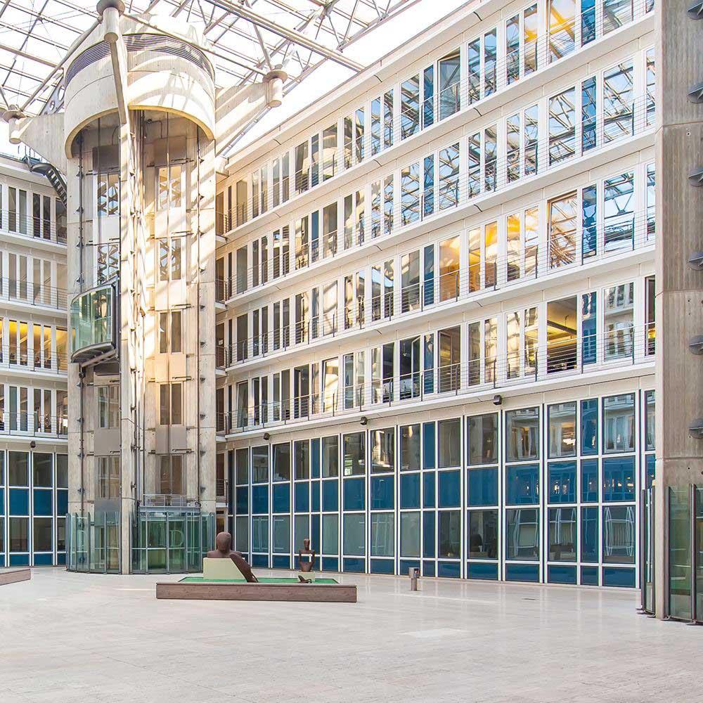 Hamburg Neuer Dovenhof Business Center