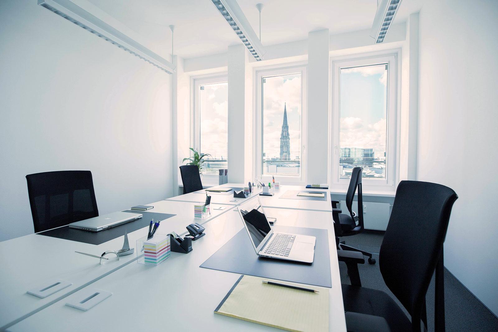 Hamburg Büro Dovenhof