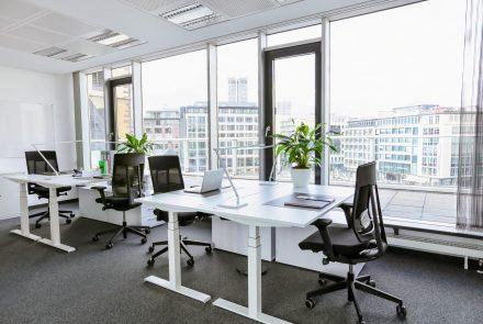 Büroalltag